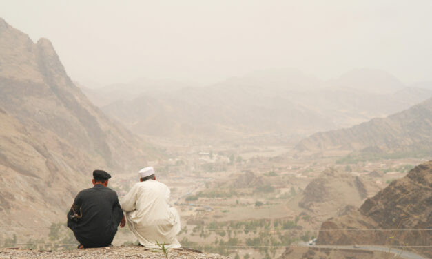 Looking south: Central Asia and Afghanistan