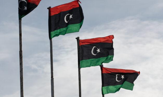 Libya at a crossroads, again