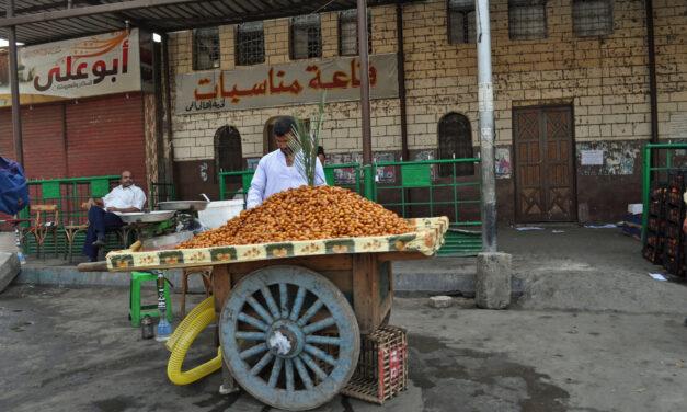 Covid-19 and Egypt's Informal Economy
